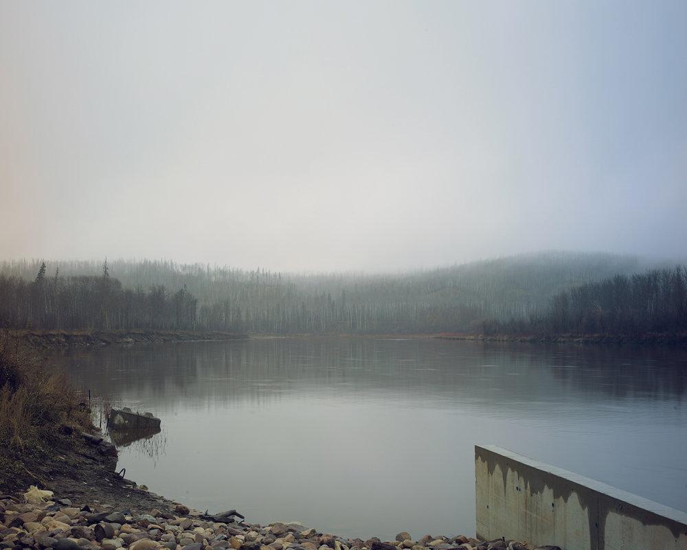 Clearwater River, Alberta, Canada