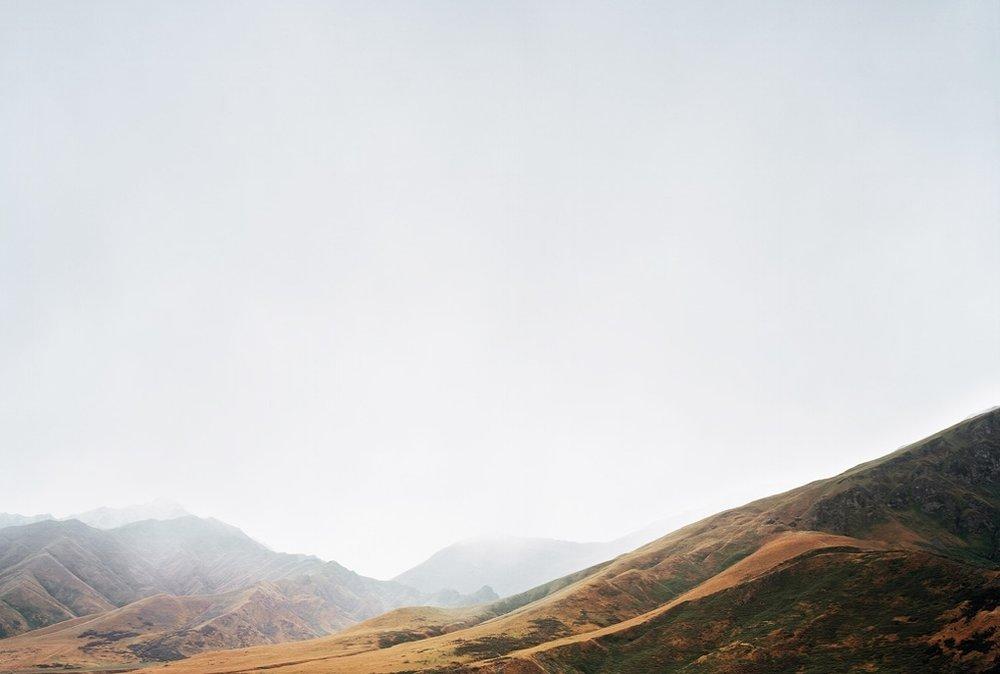 Motutapu III, Otago, New Zealand, 2007. © Alan McFetridge