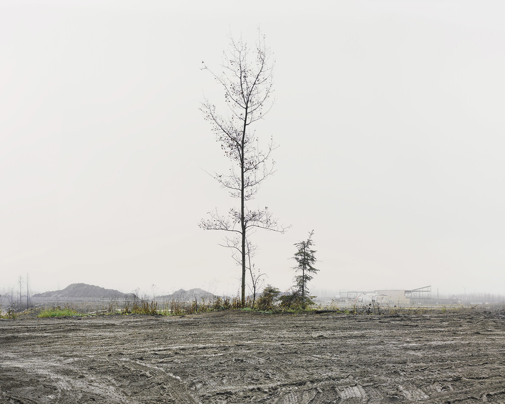 Abrams Land, Fort McMurray, Canada. November 2016