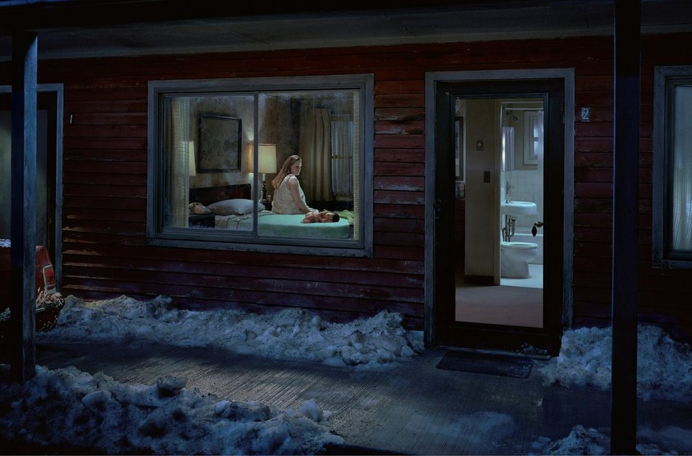 Gregory Crewdson: Brief Encounters - Read more