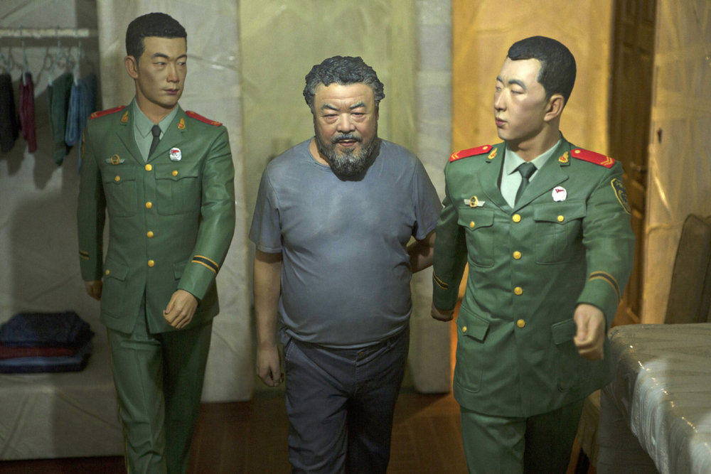 Ai WeiWei - The Fake Case - Read more