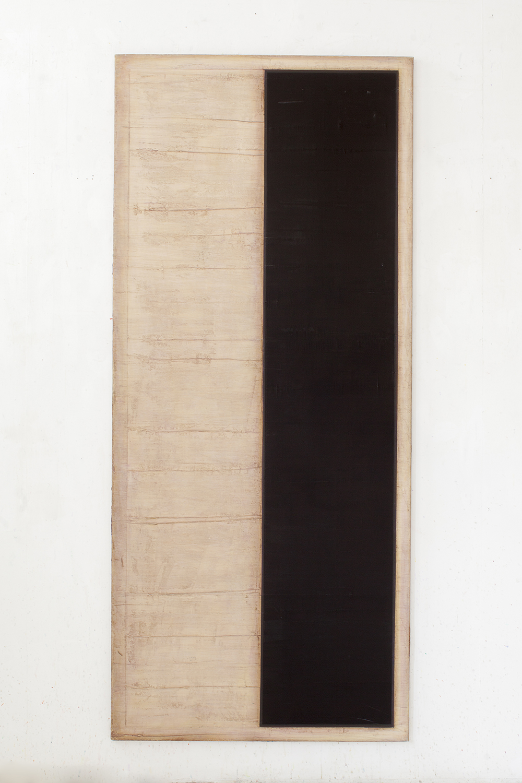 230 x 100 cm, Acryl op linnen 2012