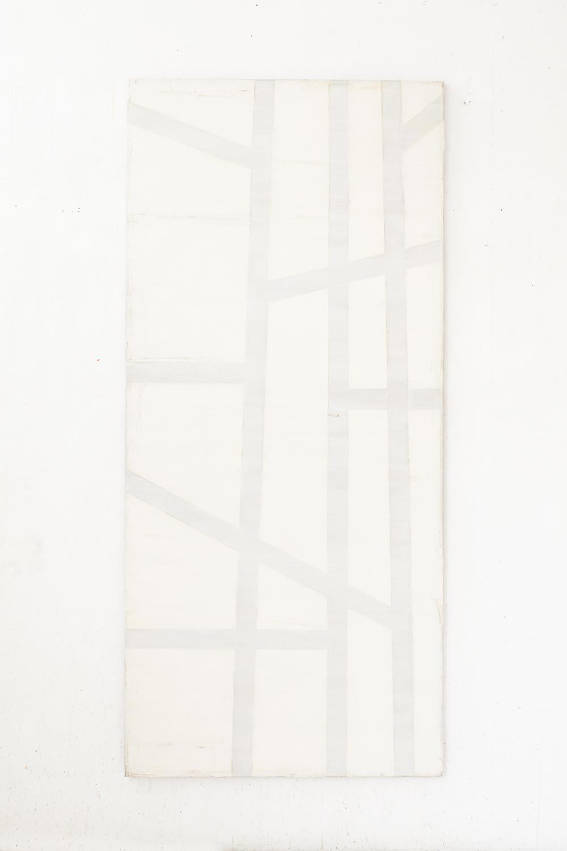 220 x 100 cm, Acryl op linnen 2003/2004