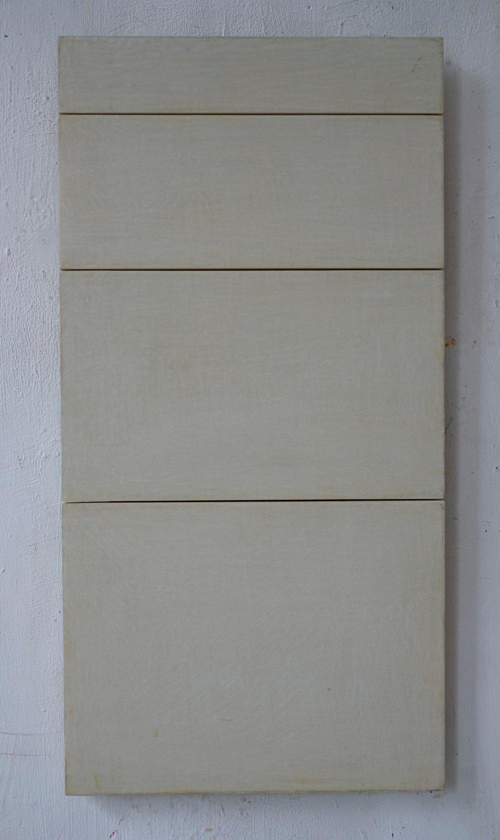 50x25 samengestelde  panelen Acryl op hout 2017