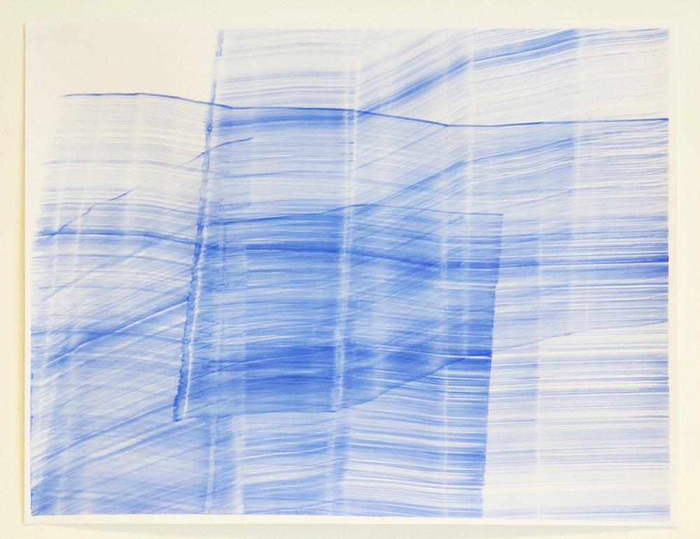 65x50 Gouache op papier 2017