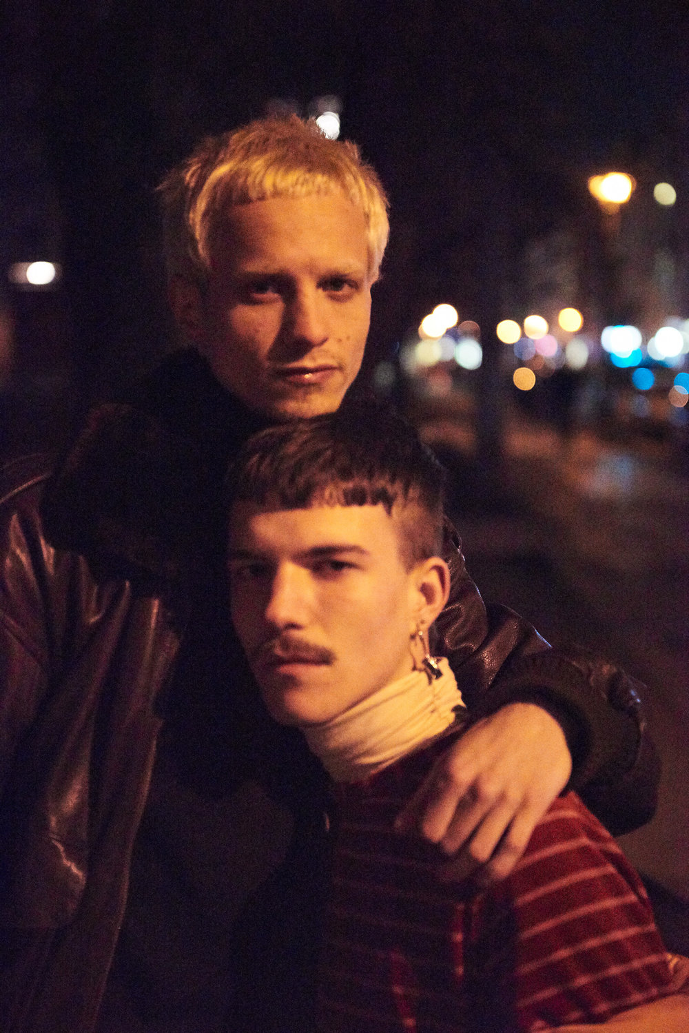 i-D x Young Love