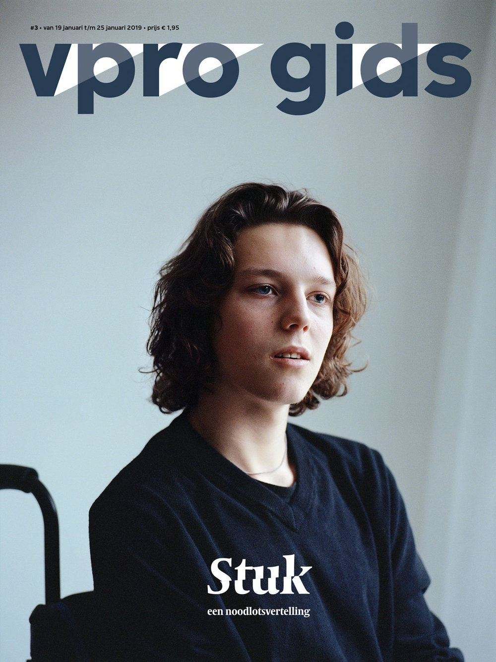 Wouter le Duc cover VPRO Gids
