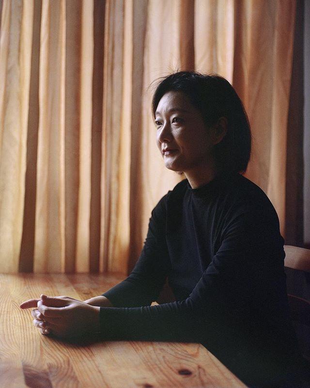 Portrait of orchestra conductor Kanako Abe⠀ ⠀