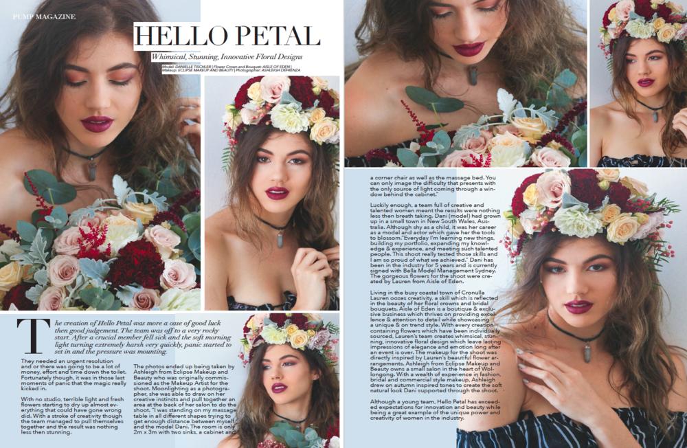 Hello Petal