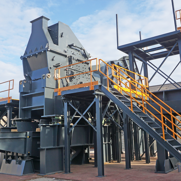 .SHREDDERS - Multi Product Shredder Line 500 - 3000HP