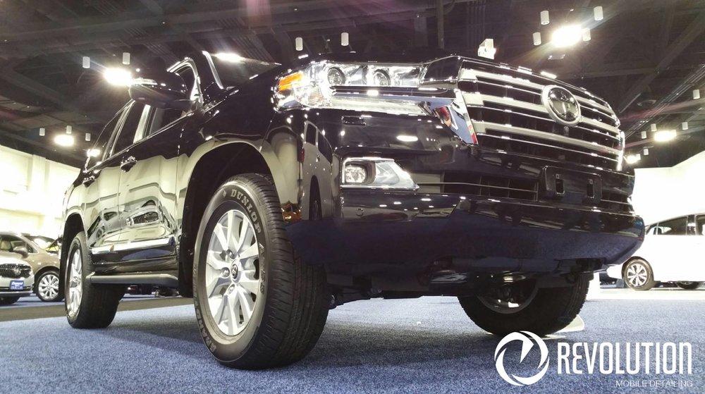 Car Show Coordination Revolution Detailing Design Auto - Car detailing show