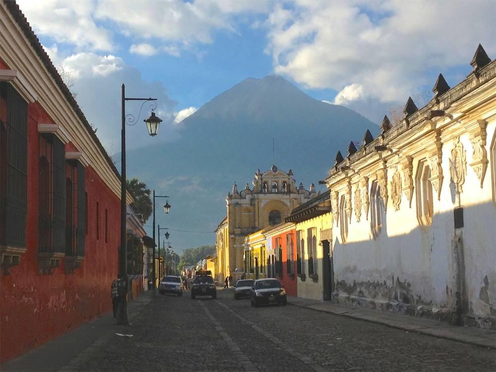 Antigua, Sacatepéquez, Guatemala