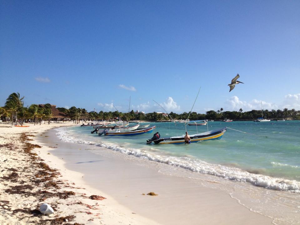 Bahía de Akumal, Quintana Roo, México
