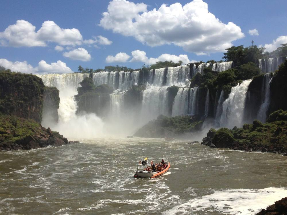 Cataratas del Iguazú, Misiones, Argentina