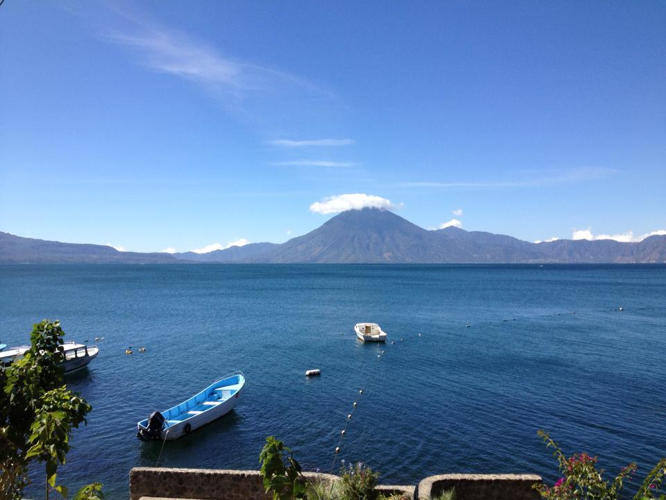 Lake Atitlán, Sololá, Guatemala