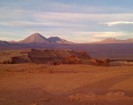 Valle de la Muerte, Desierto de Atacama, Chile