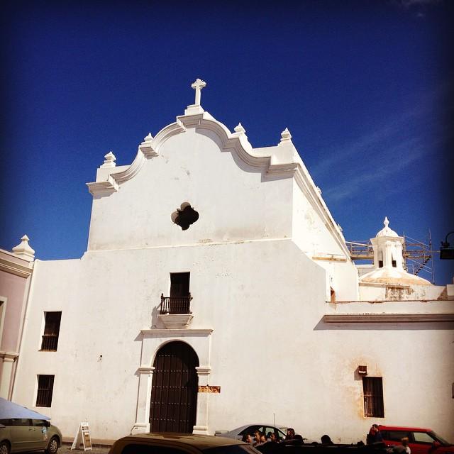 San José Church, San Juan, Puerto Rico