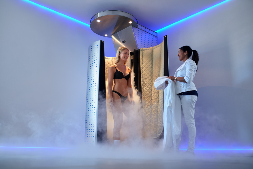 Full Body Cryotherapy - CryoCure Bellmore