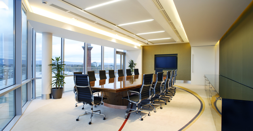 Corporate office restoration services