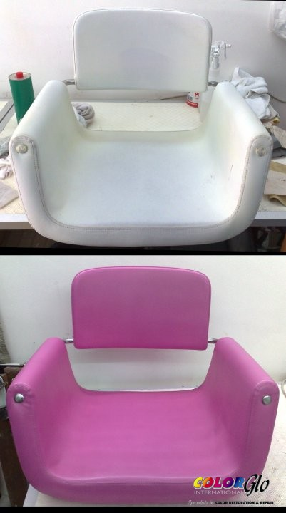Medical furniture restoration