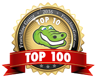 Franchise Gator Top 100 Franchise Opportunities. Color Glo International