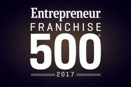 Entrepreneur Franchise 500 2017