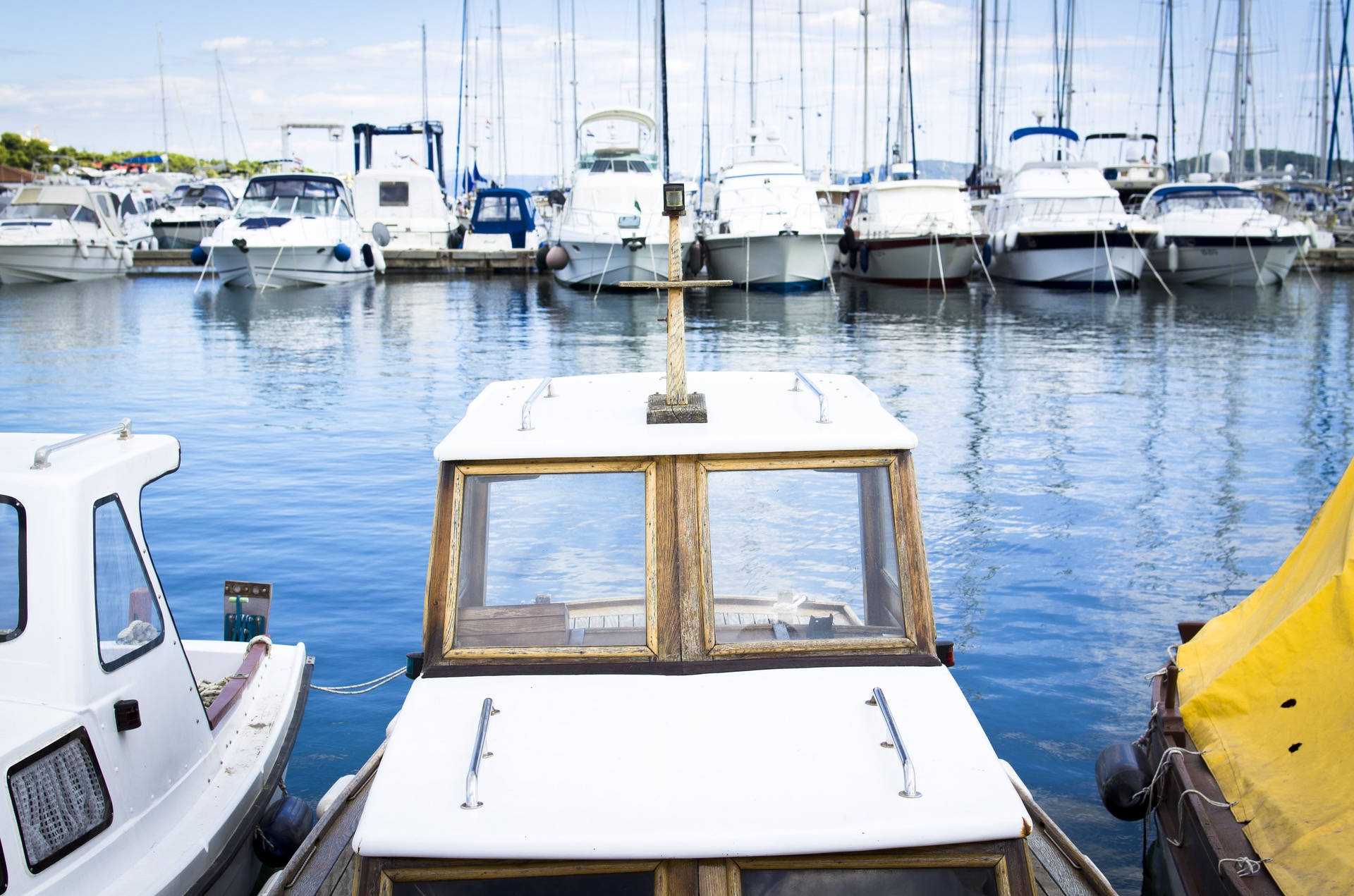 Top 4 Tips For Cleaning Marine Vinyl Interior
