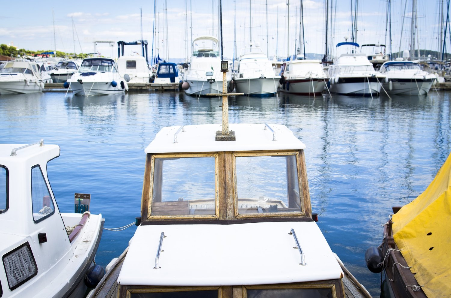 Image result for Keeping Your Boat Clean & Protected