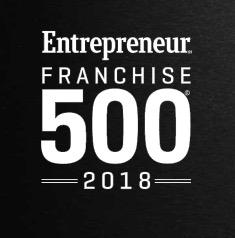 2018 Entrepreneur Franchise 500