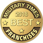 Military Times names color glo international in best franchises 2018