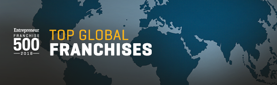 Entrepreneur Magazine Names Color Glo International Top Global Franchise