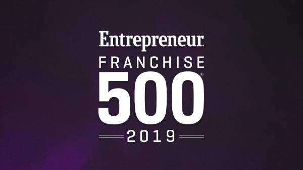 2019 Entrepreneur Franchise 500