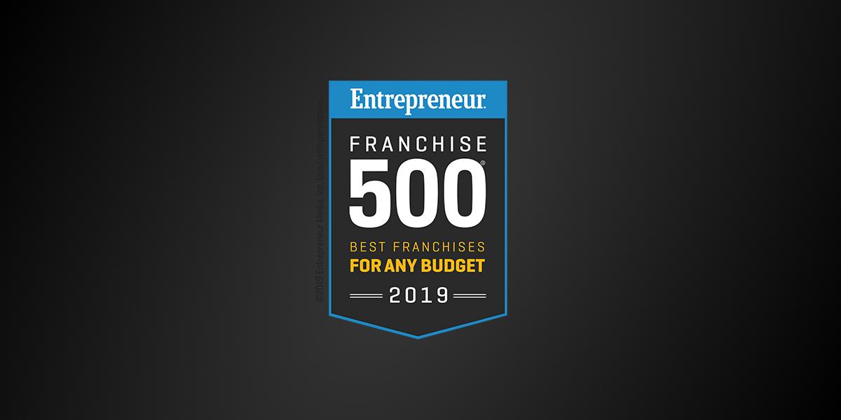 CGI Listed On Entrepreneur 2019 Best Franchises For Any