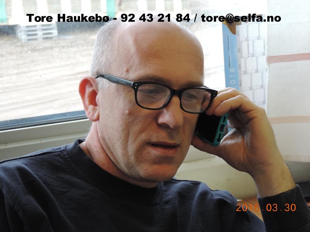 Tore Haukebø