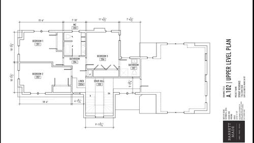 Designing and Building Barrett Made Design Build – Happy Days House Floor Plan