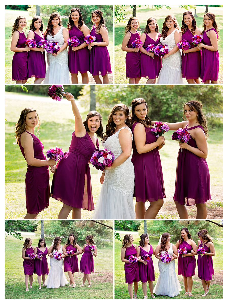 Jobanna and Bridesmaids