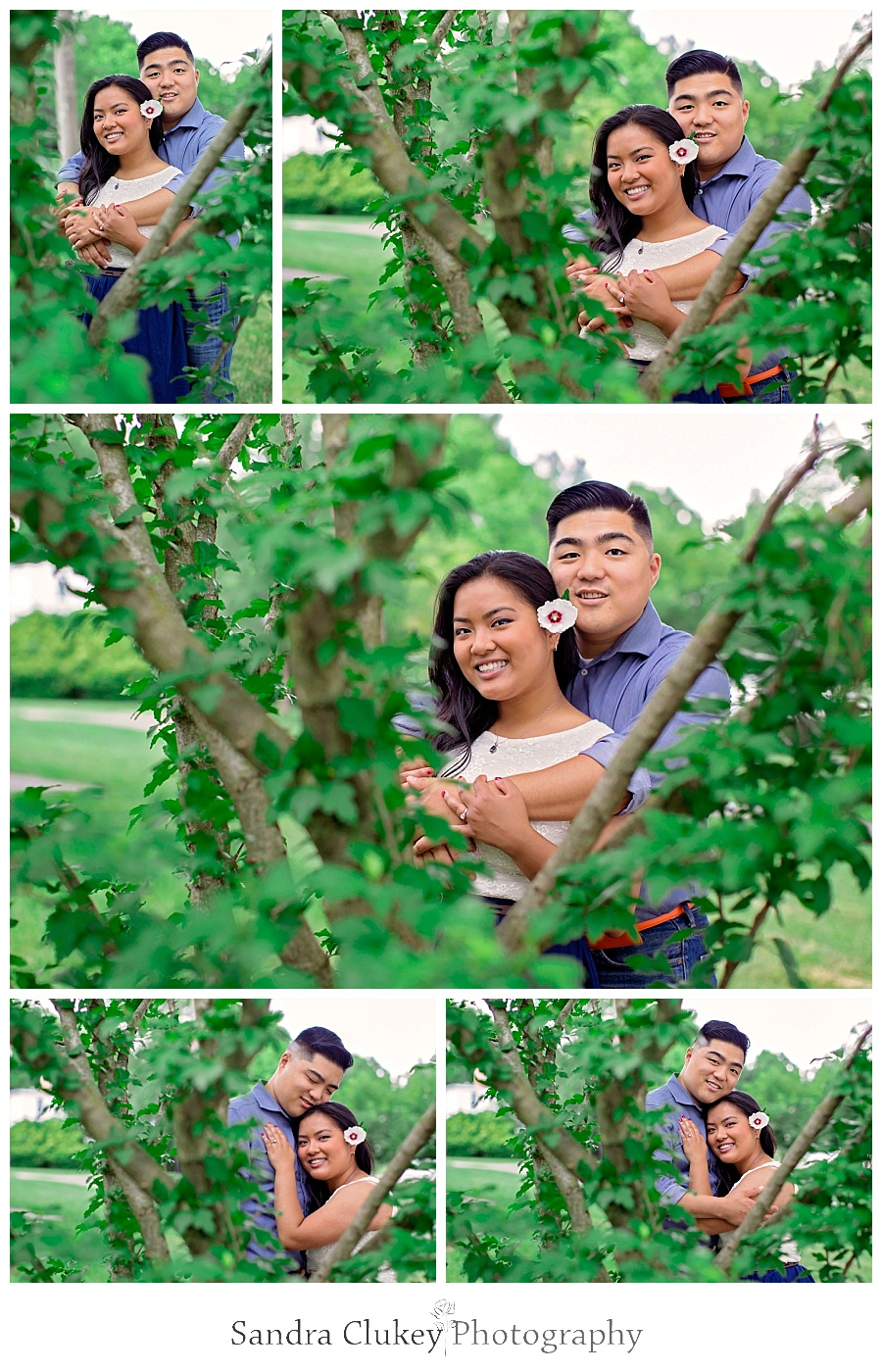 Filipino Engaged Couple in Philadelphia