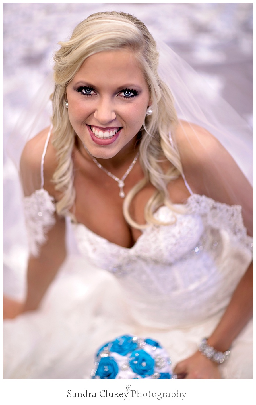 Beauteous bride