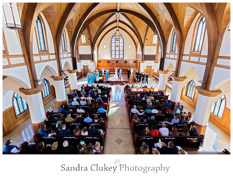Lee University Chapel Wedding, Cleveland TN