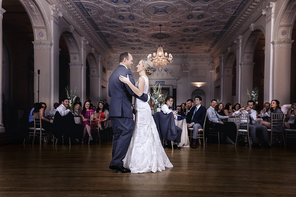First Dance. Biltmore Ballroom Atlanta GA