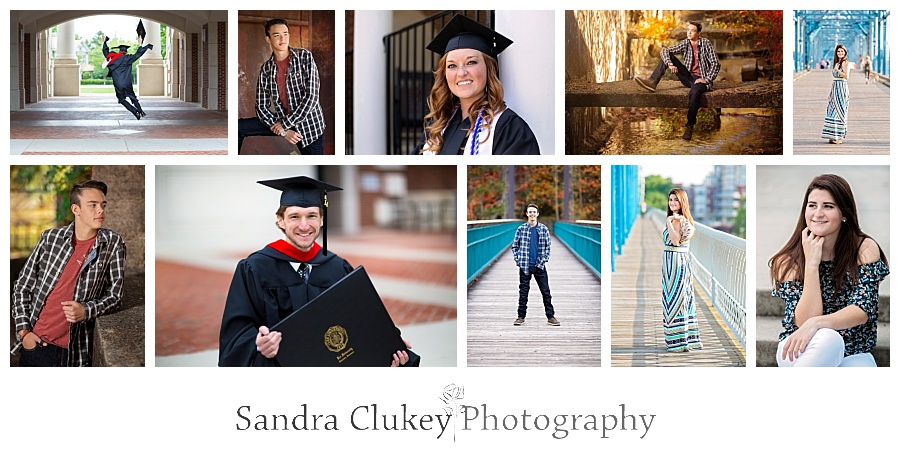 Senior Portraits and Graduate Photography