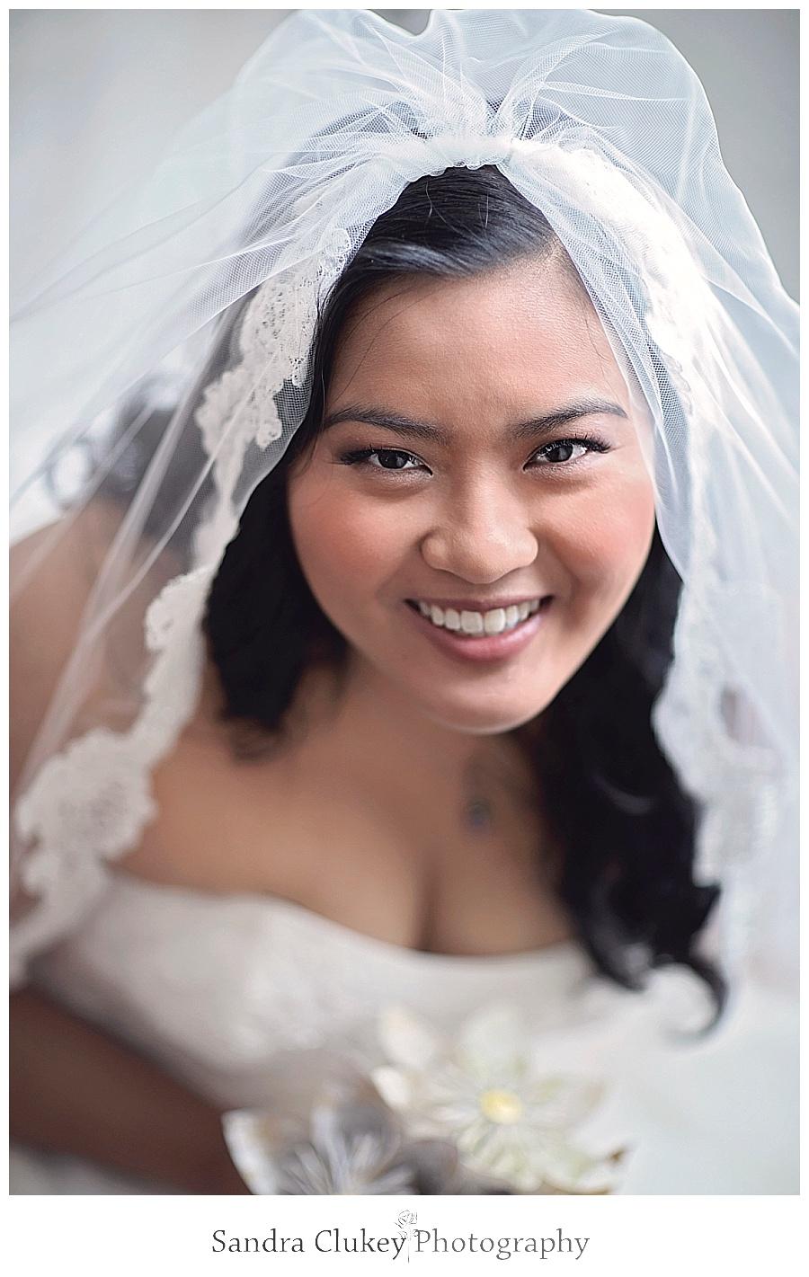 delightful bride