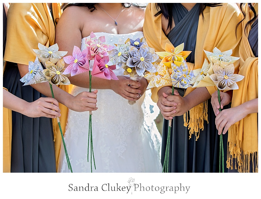 Detailed bouquet picture