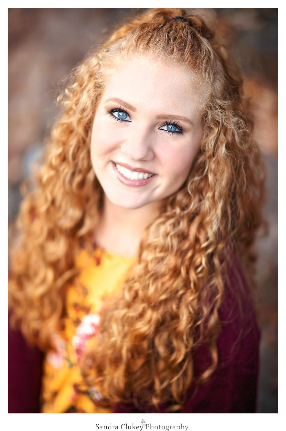 Senior Portrait Shoot in Ocoee Tennessee