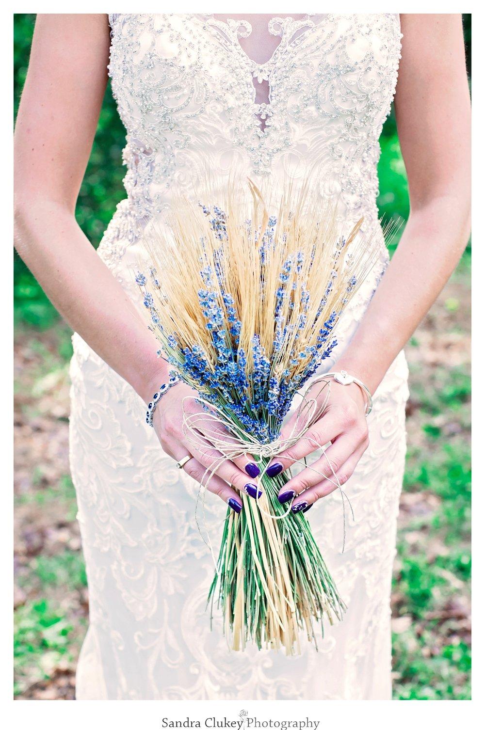 Stunning bridal image