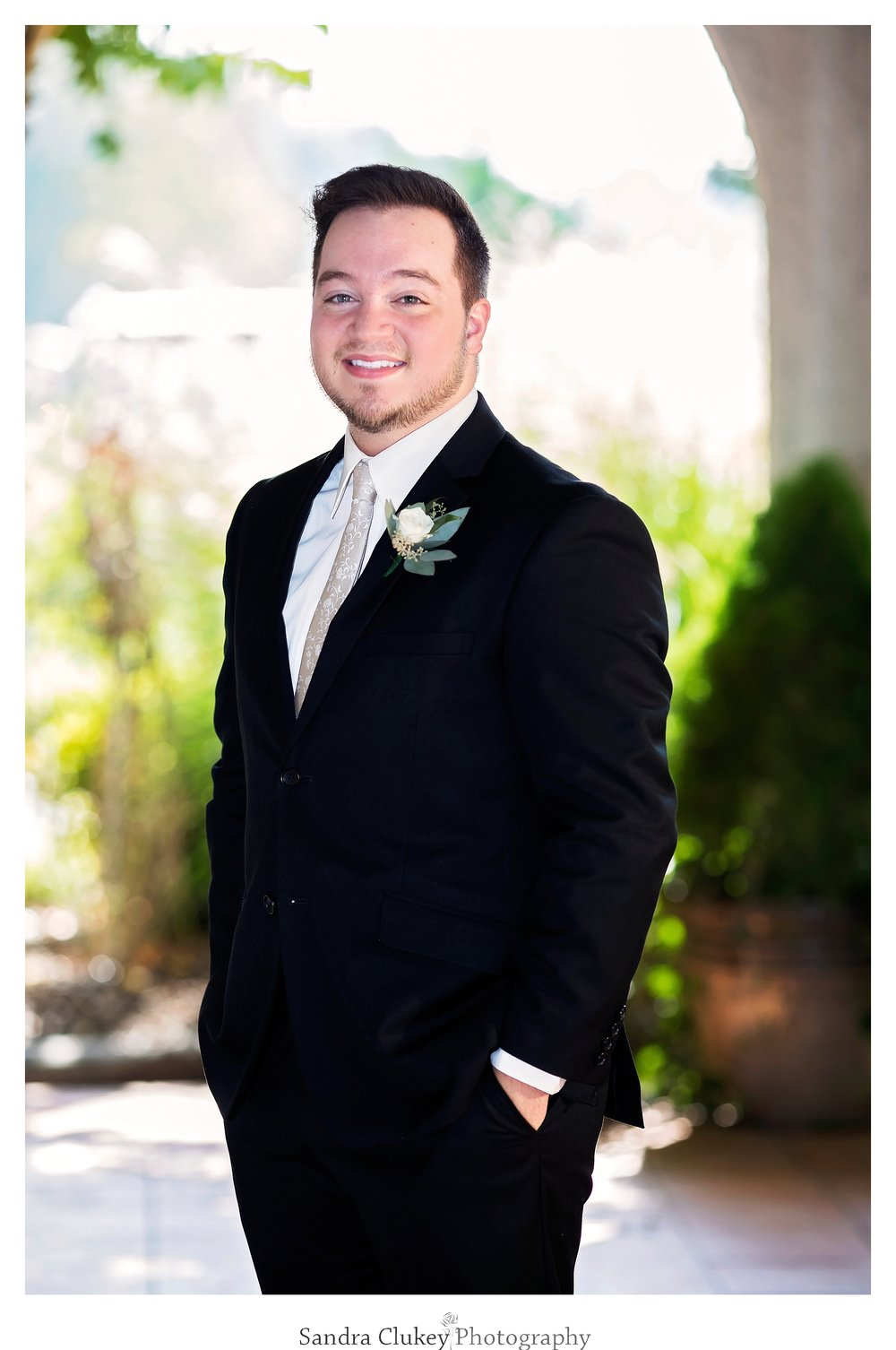 Most Handsome Groom. Tennessee RiverPlace, Chattanooga TN
