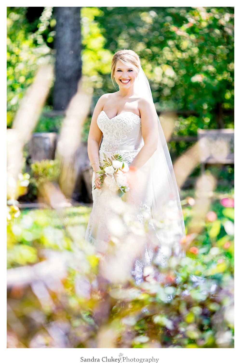 Brides remarkable image of beauty. Tennessee RiverPlace, Chattanooga TN