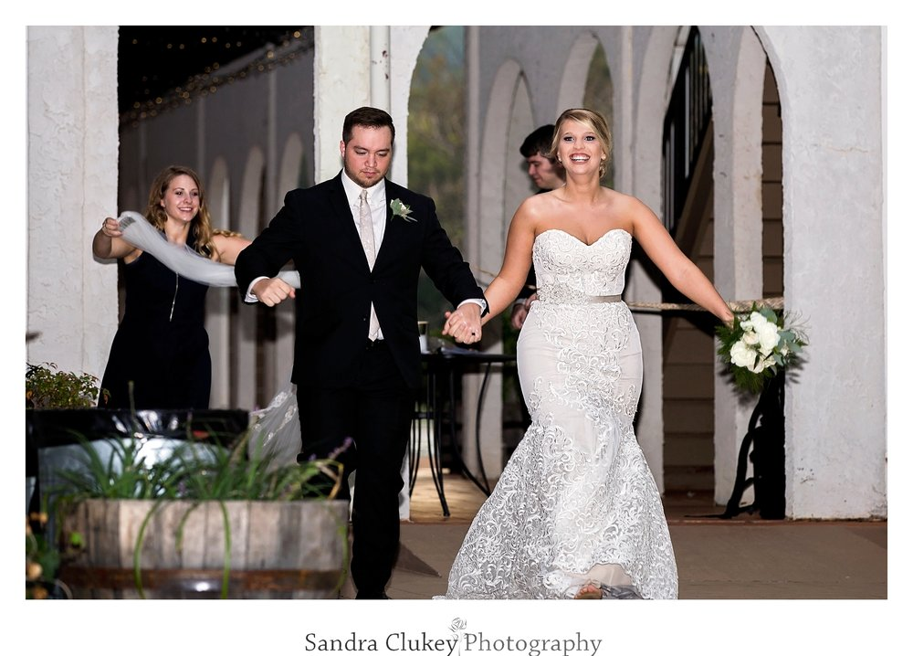 Here comes the bride... Tennessee RiverPlace, Chattanooga TN