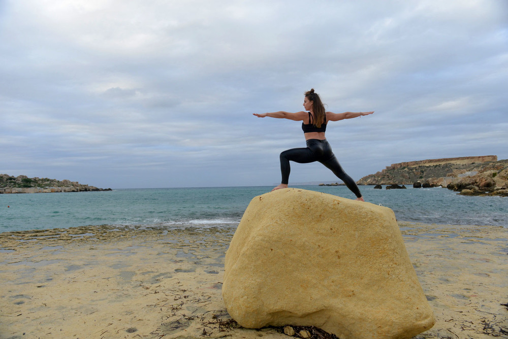 Welcome to   OmPomPom Yoga    Find out more