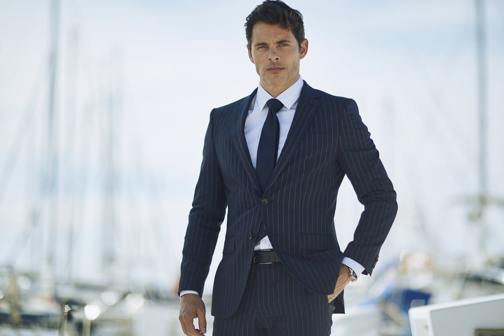 James Marsden - Hugo Boss